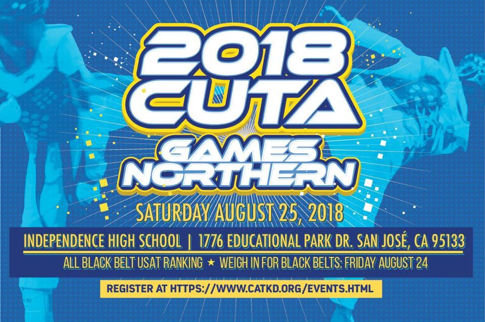 2018 CUTA Games Northern