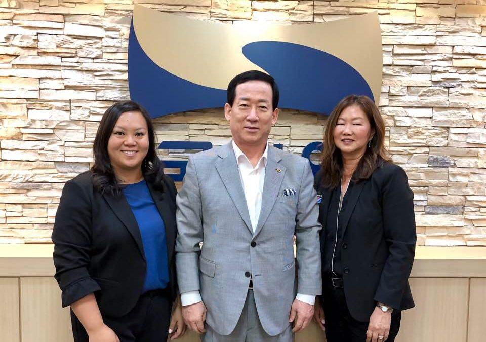 Agreement with Kukkiwon & Signing of MOU with Arahan Poomsae Taekwondo Union