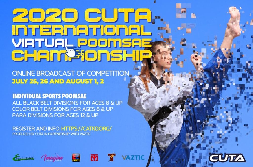 2020 CUTA International Virtual Poomsae Championships