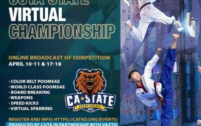 2021 CUTA State Virtual Championships